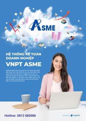 phần mềm kế toán asme vnpt